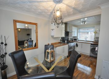 Thumbnail 3 bedroom end terrace house for sale in Rochdale Way, Redhouse, Sunderland