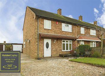 Thumbnail 3 bed end terrace house for sale in Bestwood Park Drive, Bestwood Park, Nottinghamshire