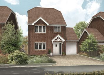 Thumbnail 3 bedroom detached house for sale in Great Easthall Way, Sittingbourne