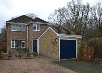 Thumbnail 3 bed detached house for sale in Droxford Crescent, Tadley