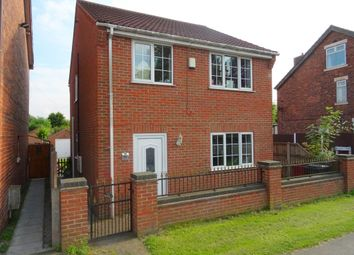 Thumbnail 3 bed detached house for sale in The Common, South Normanton, Alfreton