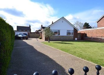 Thumbnail 3 bed detached bungalow for sale in Share & Coulter Road, Chestfield, Whitstable