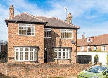 Thumbnail 4 bedroom detached house for sale in Park Crest, Knaresborough, North Yorkshire