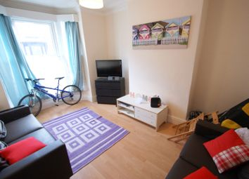 Thumbnail 5 bed terraced house to rent in Ashville Terrace, Hyde Park, Leeds