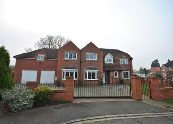 Thumbnail 7 bed detached house for sale in Frobisher Grange, Finningley, Doncaster