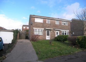 Thumbnail 3 bed semi-detached house to rent in 1 Maple Close, Cimla, Neath