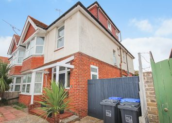 Thumbnail 4 bed flat for sale in Woodlea Road, Worthing