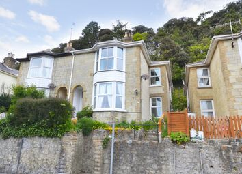 Thumbnail 4 bed semi-detached house for sale in Mitchell Avenue, Ventnor