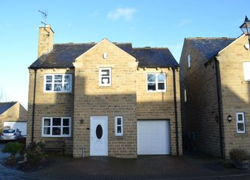 Thumbnail 4 bed detached house for sale in Church Forge, South Kirkby, Pontefract