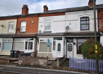 2 bed terraced house for sale in Lincoln Road North, Birmingham B27