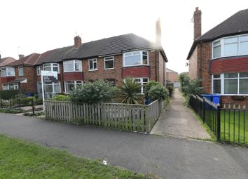 Thumbnail 3 bed semi-detached house for sale in Hull Road, Cottingham Road, Hull