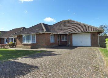 Thumbnail 3 bed bungalow for sale in Webster Way, Hawkinge, Folkestone