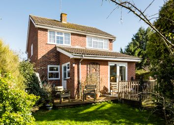 Thumbnail 3 bed detached house for sale in Papeley Meadow, Bury St. Edmunds, Suffolk