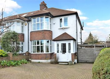 Thumbnail 5 bed semi-detached house for sale in Wilmot Way, Banstead, Surrey