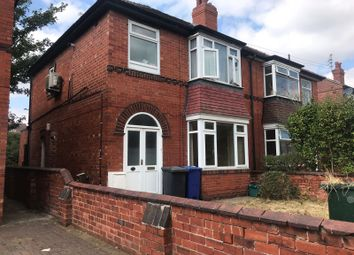 Thumbnail 1 bed flat for sale in Zetland Road, Doncaster, South Yorkshire