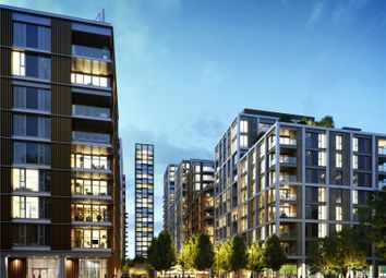 Thumbnail 3 bedroom flat for sale in Chartwell House, Prince Of Wales Drive, Battersea, London