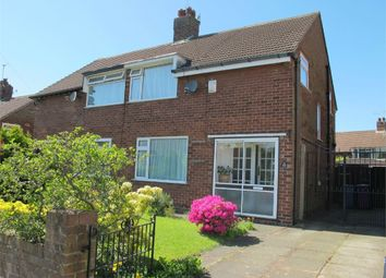 Thumbnail 3 bed semi-detached house for sale in Hillfoot Green, Woolton, Liverpool, Merseyside