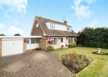 Thumbnail 3 bed detached house for sale in Eastfield Crescent, Laughton, Sheffield