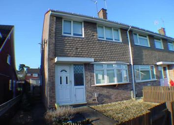 Thumbnail 2 bed end terrace house to rent in Pilton Vale, Newport