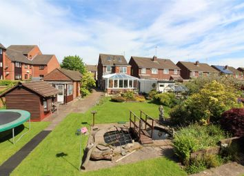 Thumbnail 3 bed detached house for sale in Winsford Avenue, Coventry