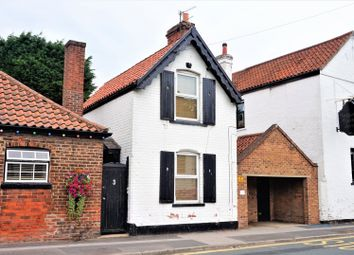 Thumbnail 2 bedroom detached house for sale in East End, Walkington, Beverley