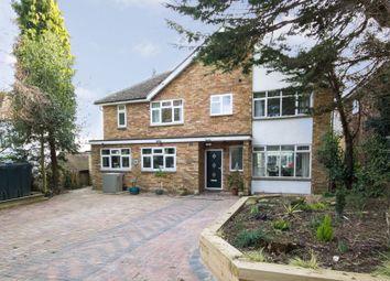 Thumbnail 4 bed detached house for sale in Buckingham Road, Westbury, Brackley