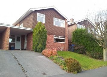 Thumbnail 4 bed detached house to rent in Alms Hill Road, Ecclesall, Sheffield