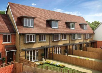 Thumbnail 3 bed end terrace house for sale in Copse Close, Fleet