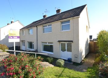 Thumbnail 3 bed semi-detached house for sale in Gwbert Close, Rumney, Cardiff.