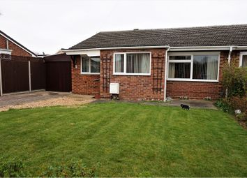 Thumbnail 2 bedroom semi-detached bungalow for sale in Church Leys, Fenstanton