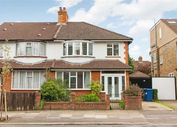 Thumbnail 4 bed detached house to rent in Gunnersbury Crescent, London