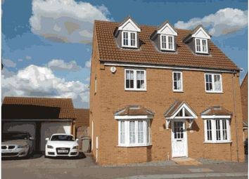 Thumbnail 5 bedroom property to rent in Landseer Close, Wellingborough