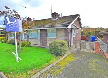 Thumbnail 2 bedroom bungalow to rent in Langland Drive, Blurton, Stoke On Trent
