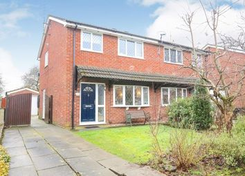 Thumbnail 3 bed semi-detached house for sale in Hathaway Drive, Macclesfield, Cheshire