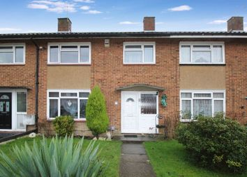 Thumbnail 3 bed terraced house for sale in Jackdaw Close, Crawley