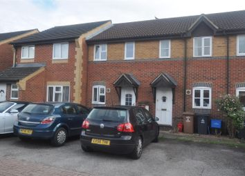 Thumbnail 2 bed terraced house to rent in Chepstow Close, Stevenage, Herts