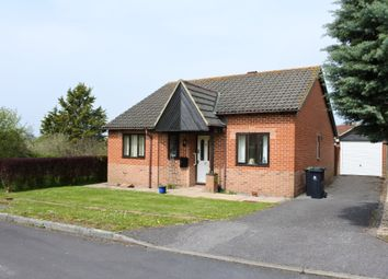 Thumbnail 2 bedroom detached bungalow for sale in Windsor Lane, Gillingham
