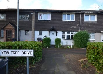 Thumbnail 3 bed terraced house to rent in Yew Tree Drive, New Parks, Leicester