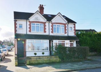 Thumbnail 2 bed semi-detached house for sale in Orchard Cottage, Henwood Green Road, Pembury