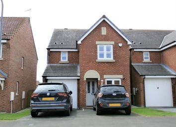 Thumbnail 3 bed detached house for sale in Ladyburn Way, Hadston, Morpeth
