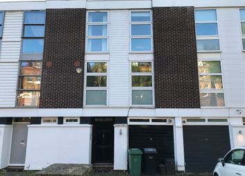 Thumbnail Town house to rent in Fellows Road, Swiss Cottage