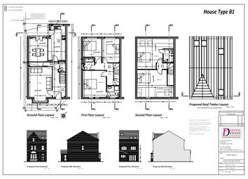 Thumbnail 5 bedroom semi-detached house for sale in Plot 4, 241 Westminster Road, Birmingham