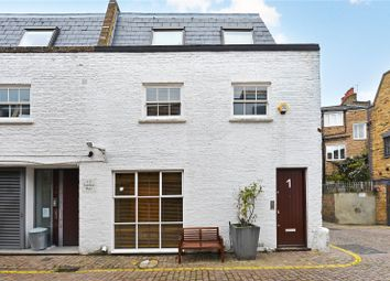 3 bed mews house for sale in Lambton Place, London W11
