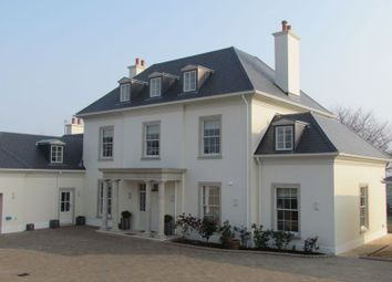 Thumbnail 6 bed property for sale in La Rue Du Tapon, St. Saviour, Jersey