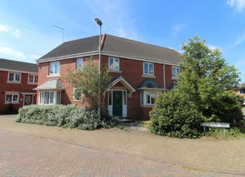 4 bed semi-detached house for sale in Balshaw Way, Chilwell, Beeston, Nottingham NG9