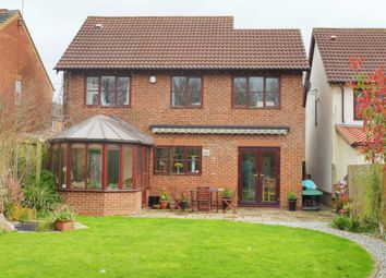 Thumbnail 5 bedroom detached house for sale in Mithras Gardens, Wavendon Gate, Milton Keynes