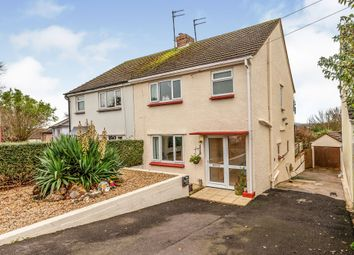 3 bed semi-detached house for sale in Beechwood Avenue, Frome BA11