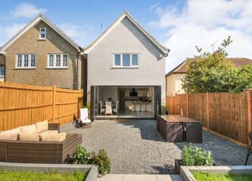 Thumbnail 3 bed semi-detached house for sale in West Road, Sawbridgeworth