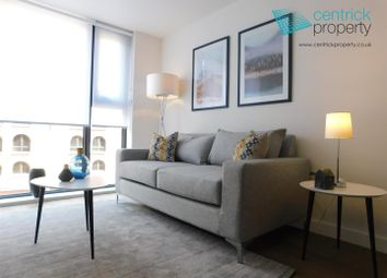 Thumbnail 1 bed flat for sale in The Bank, 60 Sheepcote Street, Birmingham