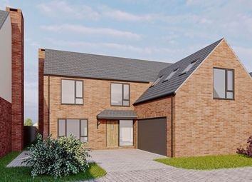 Thumbnail 4 bed detached house for sale in Plot 4, Moorcroft Farm, Crowle